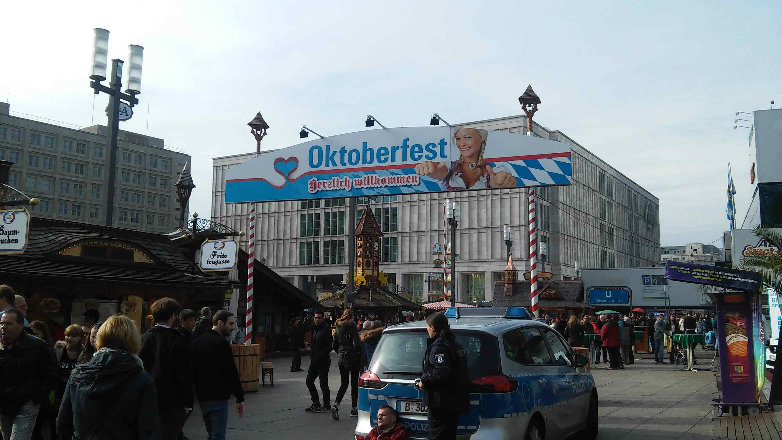 Alex Berlin Potsdamer Platz